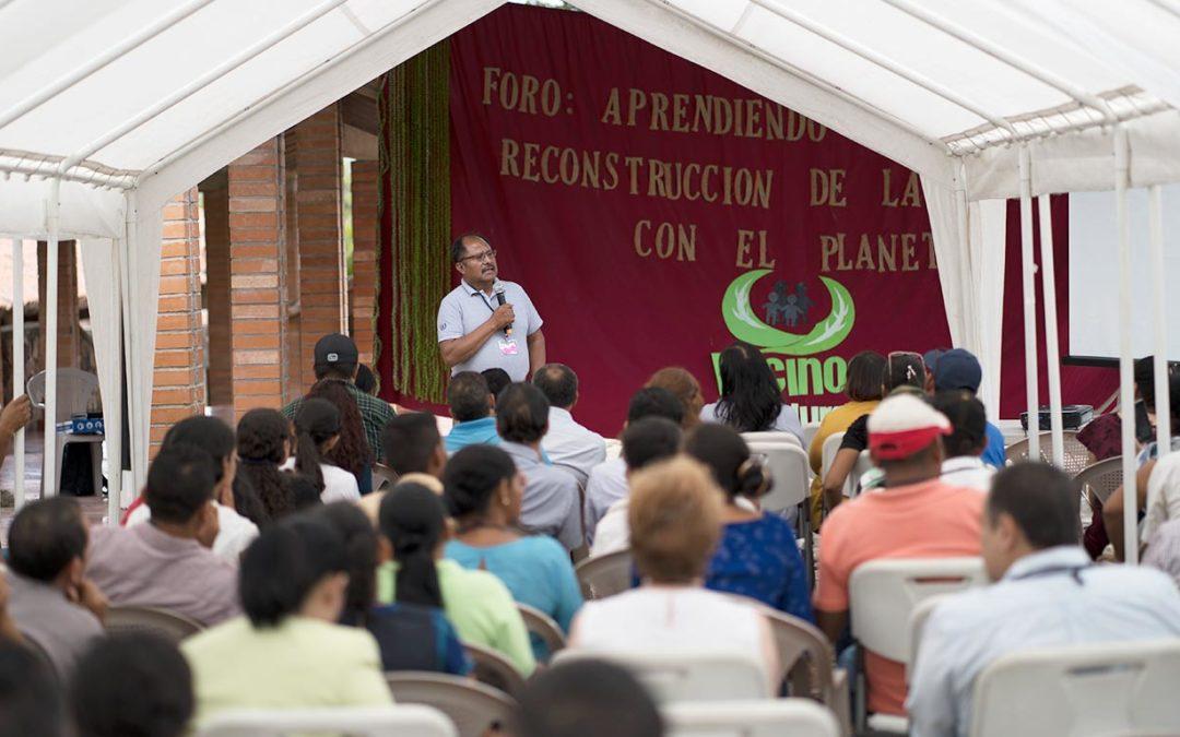 Celebran 10° Aniversario de Vecinos Honduras